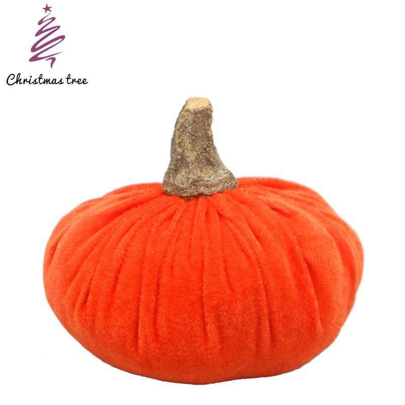 2019 regalo de halloween calabaza adorable juguete de peluche suave decoración de halloween regalo muñeco de halloween calabaza juguete