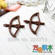 *Bow* 4499 50pcsDIY enlighten block,Brick parts,Compatible With Assembles Particles