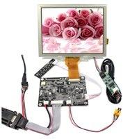 VGA AV LCD Controller Board KYV-N2 V1+8inch 800x600 EJ080NA-05B LCD With Touch Panel