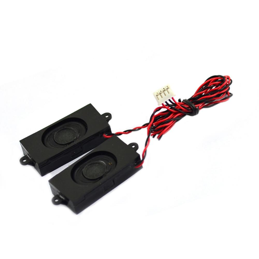 1pair 8ohm 2W DIY Speaker for LCD TV 40mm x 20mmx9mm