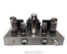Xinxin 5881 6V6 amplificateur Audio Tube HIFI EXQUIS classe A fait à la main 6p6p el34 Triod interrupteur Ultra-linéaire lampe à vide Amp