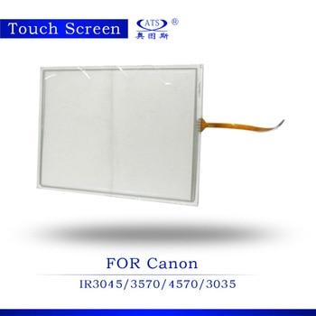 Fotocopiadora de montaje de pantalla táctil para Canon IR3045 3570, 3035 de 4570 copiadora repuesto de pantalla táctil