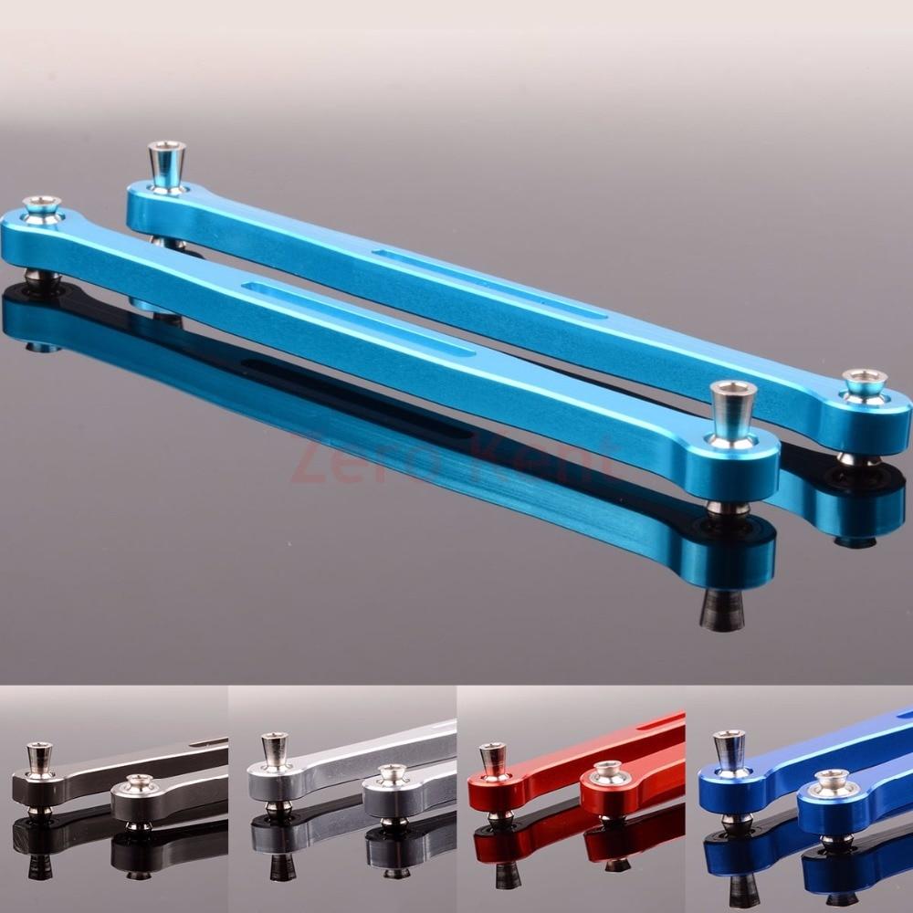 Alumínio 173mm toe links moldado composto 7748 para rc 1/5 traxxas x-maxx 77076-4