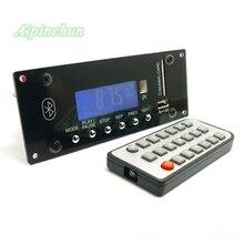 Aipinchun MP3 carte de décodage 4.0 Bluetooth sans fil Audio bricolage Module APE/FLAC/WMA/WAV/MP3 décodeur prise en charge U Sisk carte SD Radio