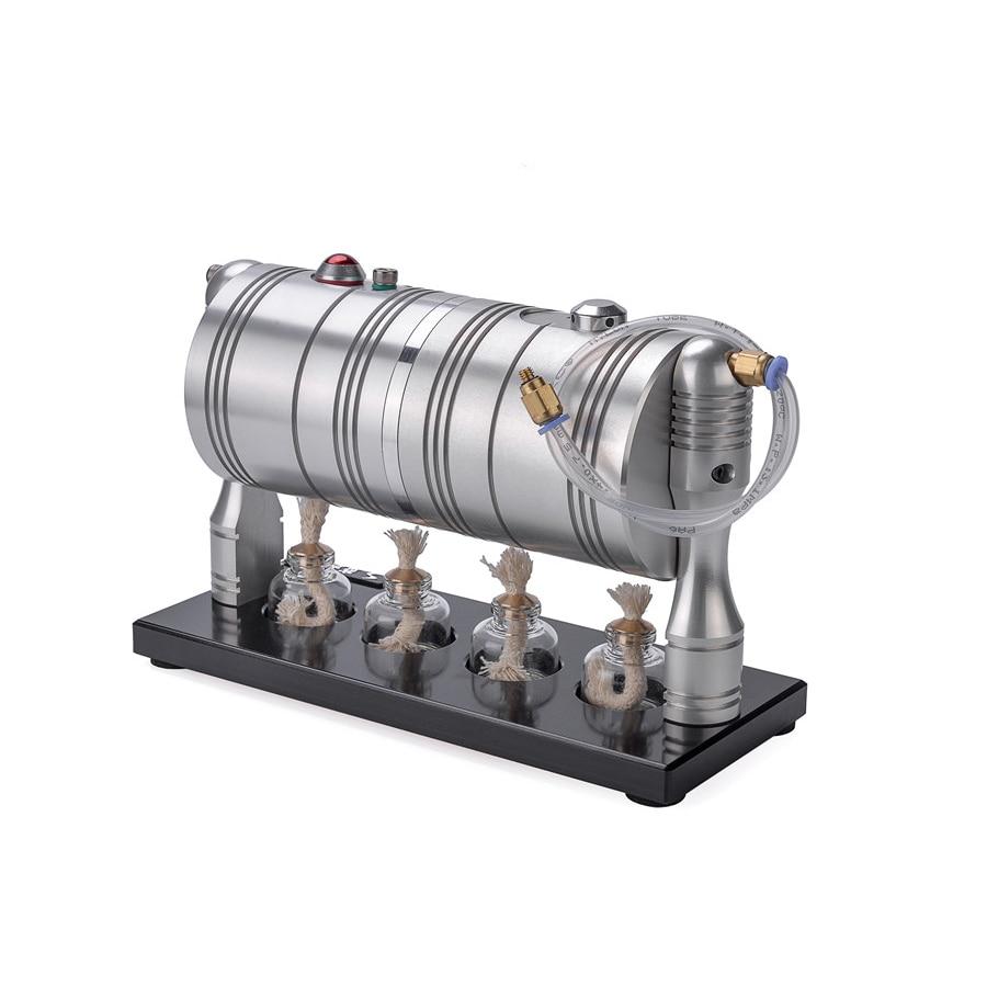 Steam boiler, steam generator