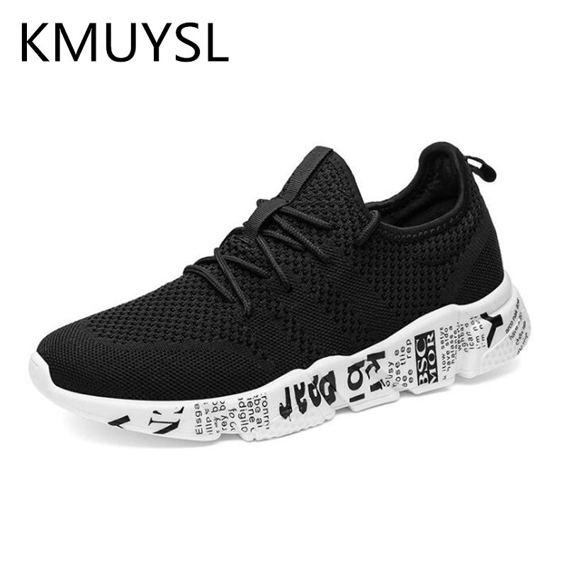 Hombles-zapatos Deportivos para Hombre, calzado deportivo con malla, ligero, 2018