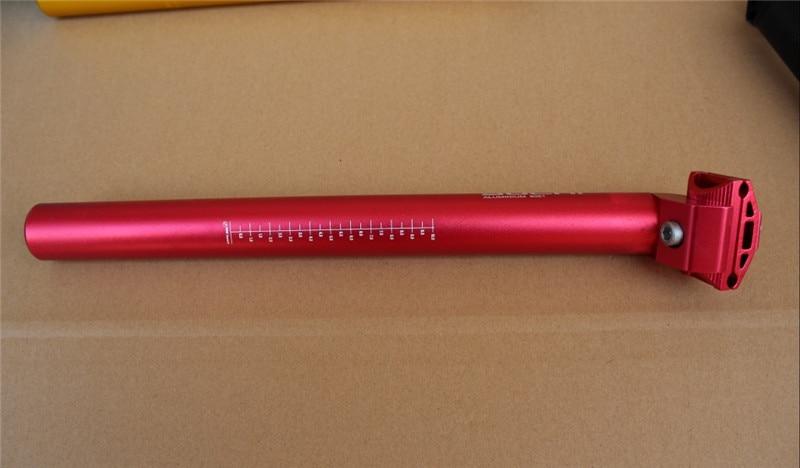 SUCHI 31,6*350 мм велосипедная Подседельный штырь из алюминиевого сплава Сиденье труба MTB Горная дорога велосипед Подседельный штырь Сверхлегкий велосипед Подседельный штырь матовый 4 цвета