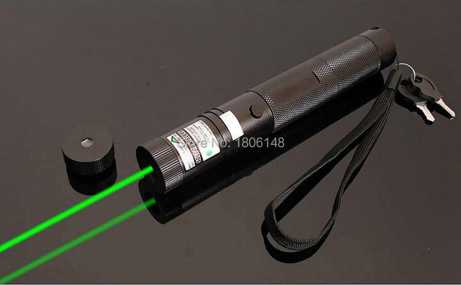 Láser SD de alta potencia 303 20w 20000m 532nm potente verde rojo azul violeta láser punteros Pop Ballon astronomía Lazer plumas