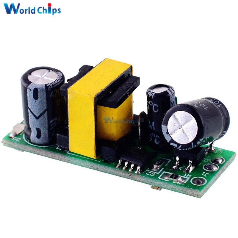 Понижающий преобразователь питания, 12 В, 400 мА, AC-DC, понижающий адаптер модуля, изоляционная плата, защита от коротких замыканий