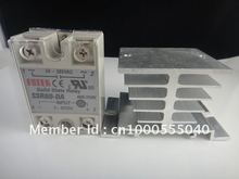 Solid State Relay SSR-60 DA 60A 24-380VAC + Heat Sink