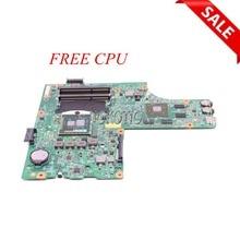NOKOTION CN-052F31 052F31 52F31 Tablero Principal, placa base para ordenador portátil Dell Inspiron 15R N5010 48.4HH01.011 HM57 HD5650 1GB, CPU gratis