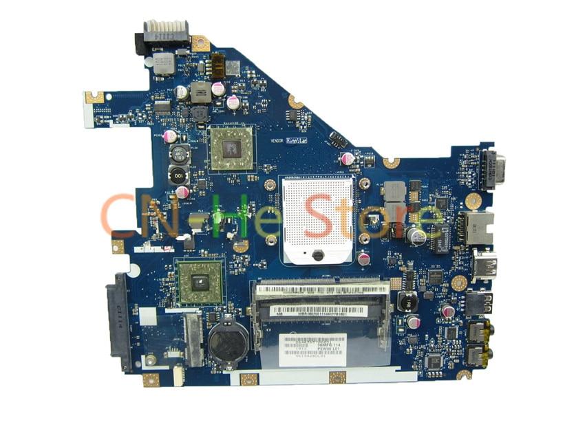 JOUTNDLN-placa base para ordenador portátil Acer aspire 5552 5552G, serie PEW96 MBR4602001...