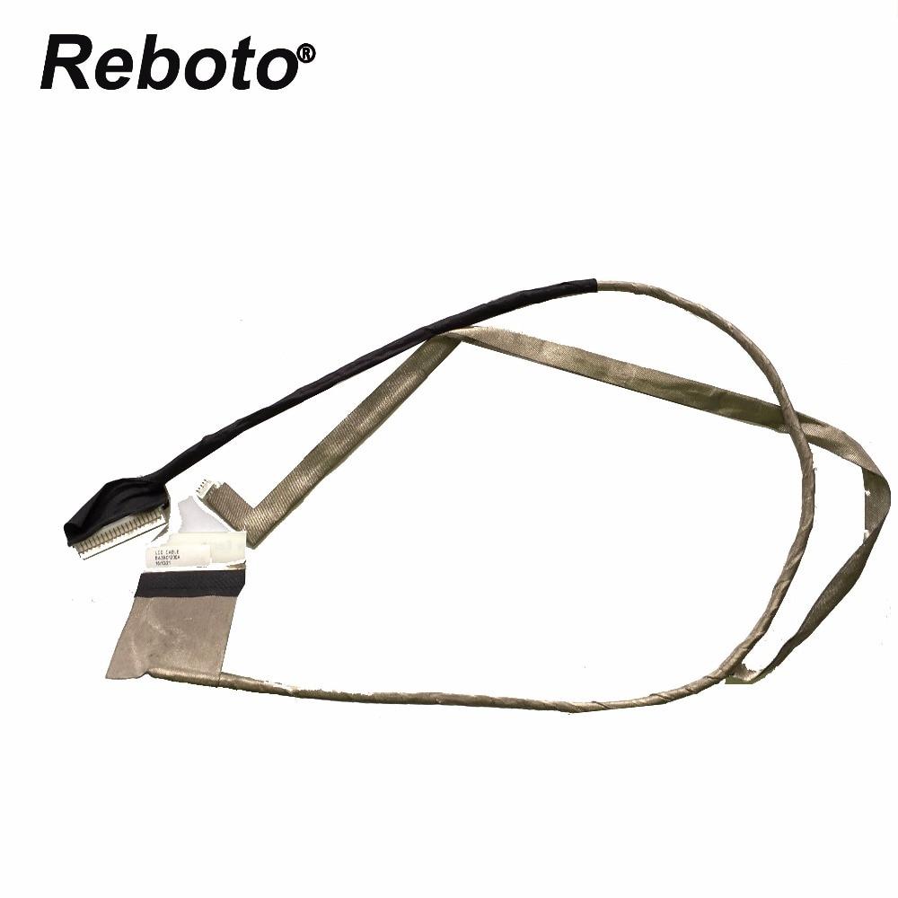 Reboto Novo Original Para SAMSUNG NP550 NP550P7C 550P7C Laptop Screen Display Cabo P/N BA39-01230A