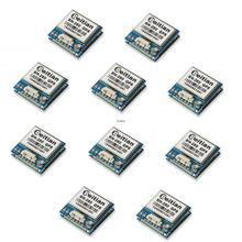 10 шт./лот Новый BN280 BN-280 GPS модуль двойной модуль компас ГЛОНАСС U8 чип для контроллера полета Pixhaw 10 Гц гоночный Дрон