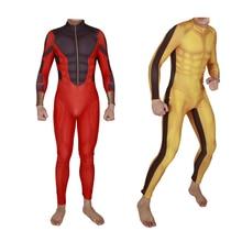 Adulte Shang-Chi maître de Kung Fu Cosplay Costume super-héros Costume pour homme adulte Bruce Lee Costume Halloween Costume pour hommes
