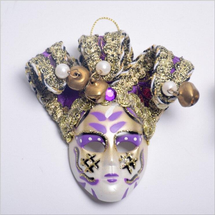 Halloween Creativity 2019 Shape Fridge Magnet Venice Home Furnishing Accessories Pendants Cosplay Mask