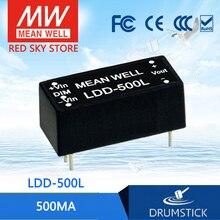 Prosperidade significa bem LDD-500L 2 3232vdc 500ma meanwell LDD-500 DC-DC led driver pino tyle