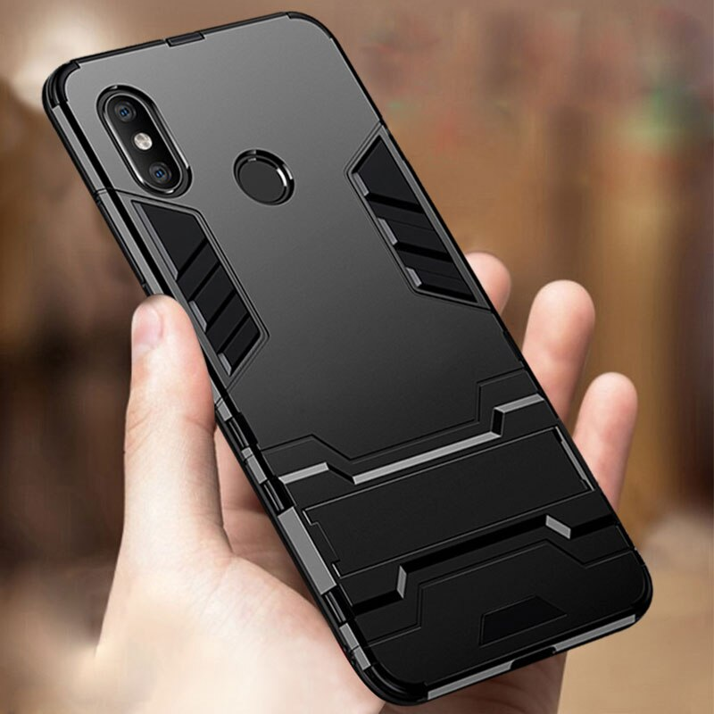 Funda delgada para Xiaomi mi A2 Lite funda de silicona dura PC + funda trasera de TPU suave para On Xiaomi mi A2 Lite funda de teléfono