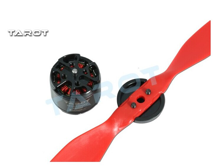Tarot TL400H9 2212 1200KV moteur sans brosse avec accessoire pour Multirotor quadrirotor FPV Drone F17388