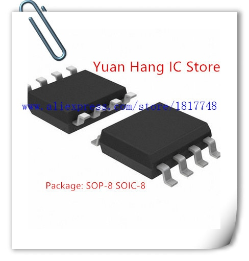Nuevo 10 unids/lote MCP3553-E/SN MCP3553E MCP3553E/SN MCP3553 SOP-8 IC