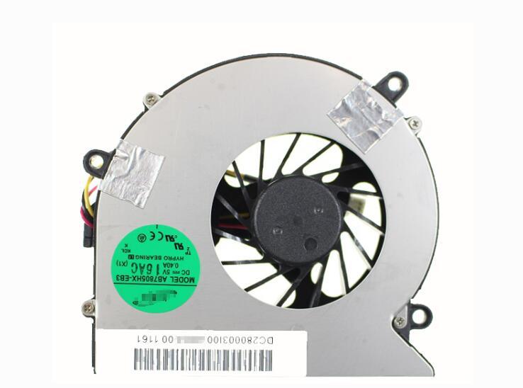 Novo Para Dell Inspiron 1425 1427 Vostro 1720 Para Acer Aspire 7230 7720g 7520g 5720g 5710g 5520 5310 5220 Ventilador de Refrigeração AB7805HX-EB3