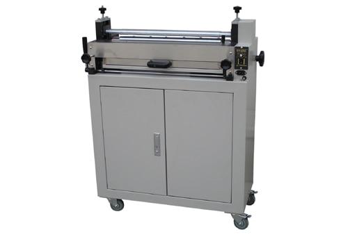 المهنية 500 مللي متر الكهربائية الغراء آلة للورق ، الصورة ، الطيارون ، PVC ورقة
