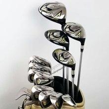 Neue Golf Clubs HONMA BEZEAL 525 Komplette Set HONMA 525 Golf. holz. irons. putter Clubs Graphit Golf welle Keine tasche Freies verschiffen