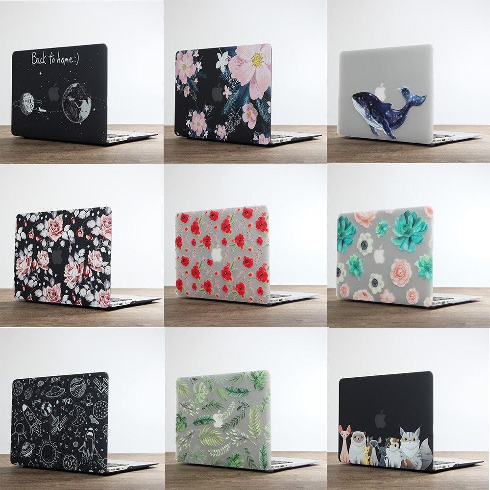 2019 novo caso do portátil para apple macbook ar pro retina 11 12 13 15 livro mac 13.3 polegada com barra de toque concha + teclado capa