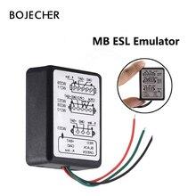 Эмулятор ESL для Mercedes IMMO, ластик MB ESL, эмулятор для W202/W208/W210/W203/W211, автоматический ключевой программатор, диагностический инструмент