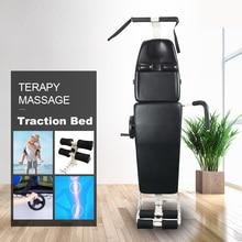 Table de lit de Massage pliante Portable lit de Traction cervicale et lombaire