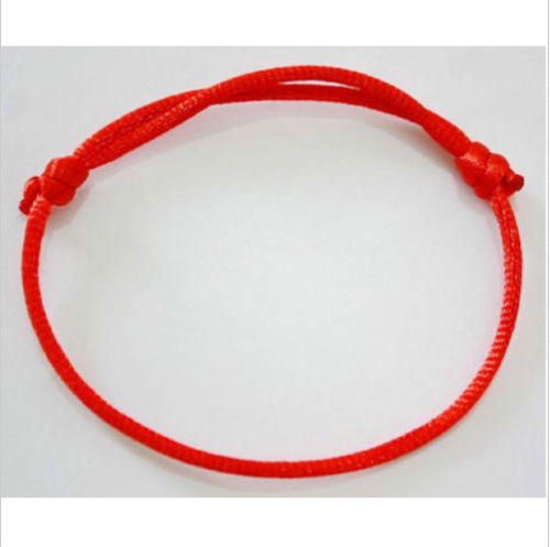 Браслет kabbala, 10 шт., с красной ниткой