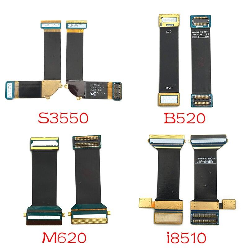 Para Samsung S5230 D900 S3100 F260 S3550 E2330 I8510 L878 B520 M620 E840 S830 W595 E1272 principal FPC pantalla LCD con placa base
