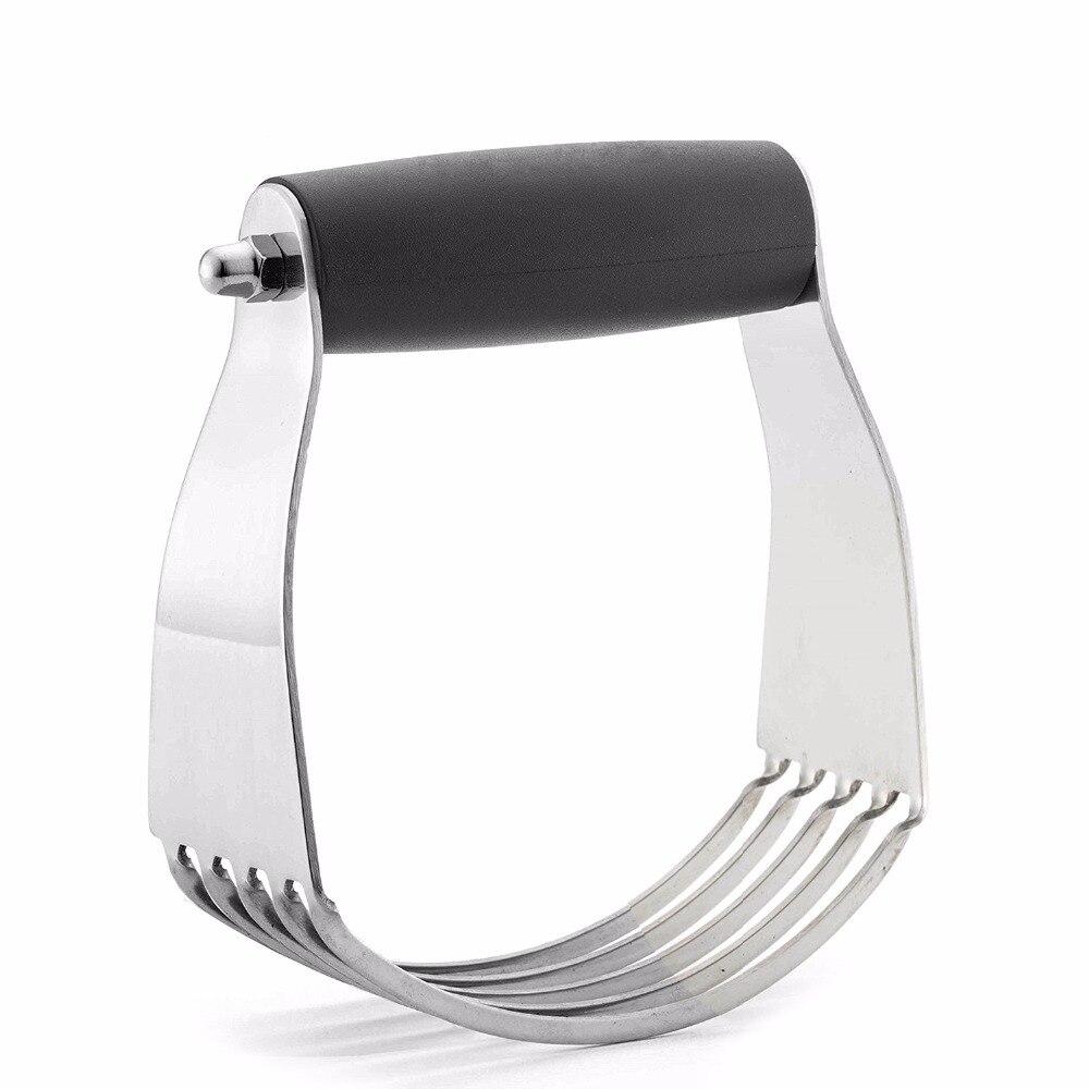 Мощный блендер для теста, профессиональный кондитерский нож с лезвиями из нержавеющей стали, кухонные гаджеты