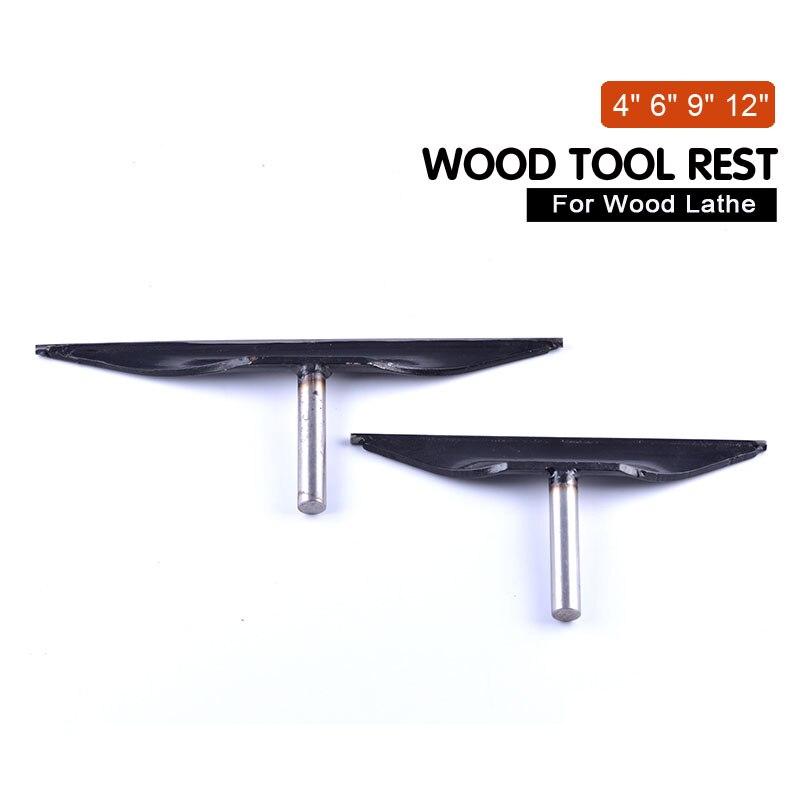Giratoria de madera, Cinceles, husillo para uña, herramientas de goteo, accesorio de torneado para torno de madera con soporte de hierro fundido