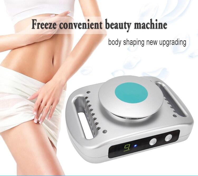 Konmison lipólise substância frio congelar moldar corpo magro perda de peso gordura máquina anti celulite dissolver gordura terapia massageador
