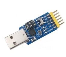Module de port de série multifonction 6-en-un, capteur 100%/5V, USB vers TTL 485 232, conversion mutuelle, nouveau CP2102 3.3, livraison gratuite