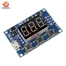 Générateur de Signal PWM fréquence dimpulsion Module réglable DC 5-30V Micro USB 5V LED affichage générateur de Signal indépendant