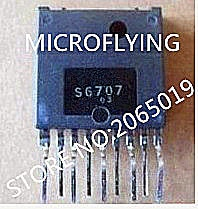 10 piezas STRS6707 STR-S6707 S6707 ZIP-9 IC