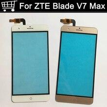 Pour ZTE Blade V7 Max V7Max BV0710 BV0710T écran tactile capteur numériseur écran tactile de remplacement avec câble flexible pièces de réparation