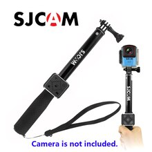Original SJCAM en aluminium Selfie bâton et télécommande pour SJCM SJ6 LEGEND M20 SJ7 Star SJ8 série WiFi Action caméra sport