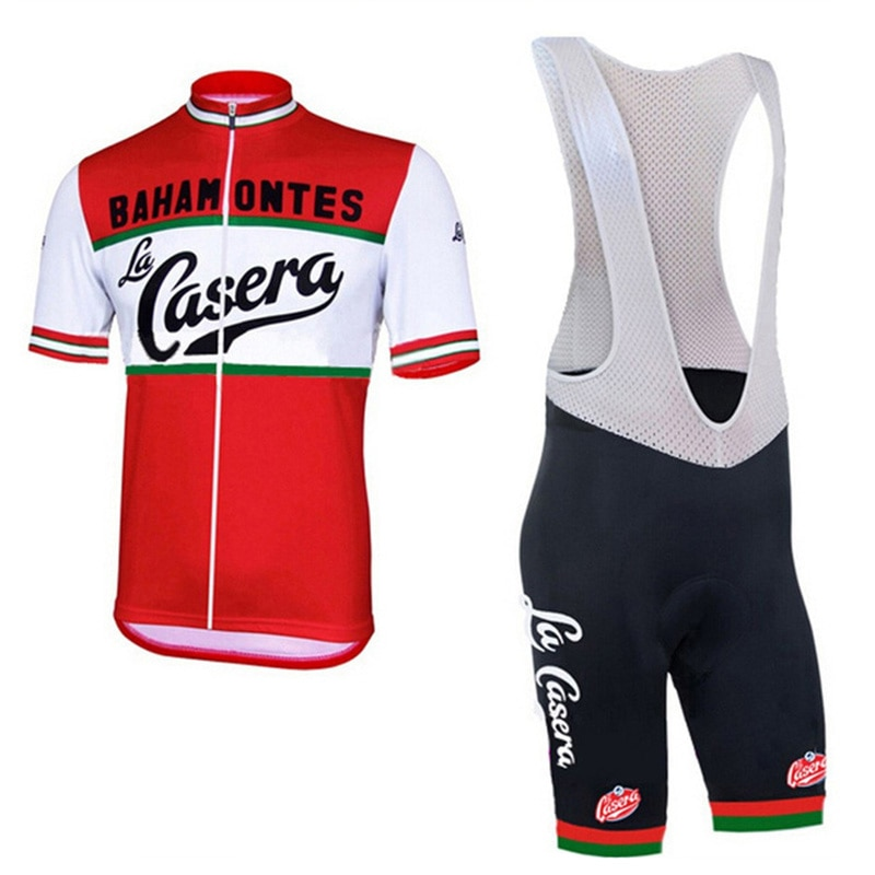 Crossrider-Camiseta de Ciclismo profesional Retro para hombre, Ropa de Ciclismo de montaña,...