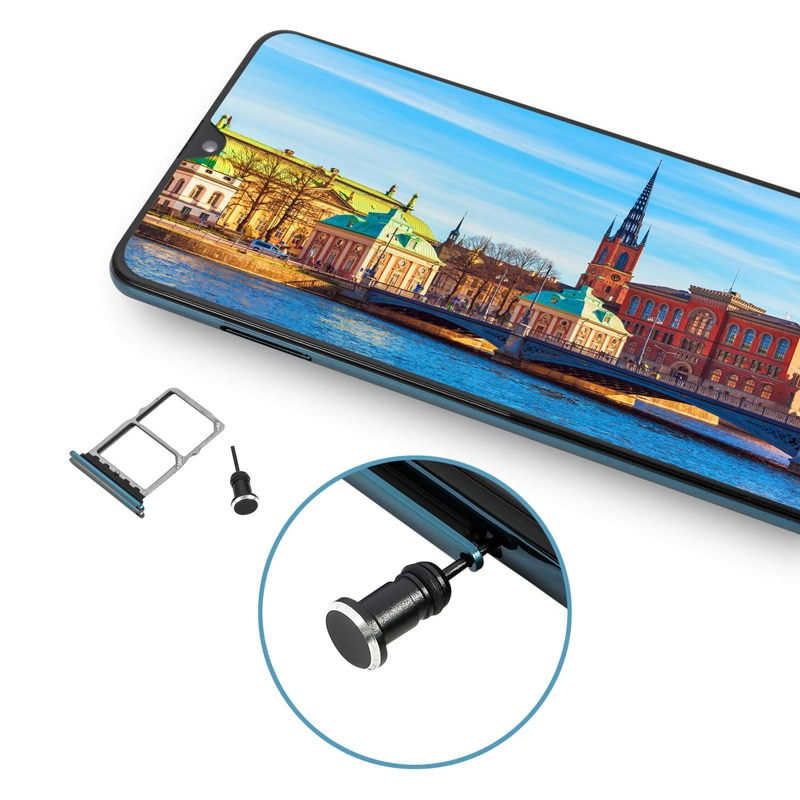 Тип C Мобильный телефон Аксессуары пылезащитный Разъем гаджеты зарядный порт USB C для Samsung S10 S9 S8 Note 8 9 Huawei P10 P20 P30 Pro-1