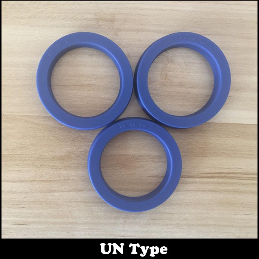Polyurethane UN75*100*12 75x100x12 80*90*12 80x90x12 U Lip Cylinder Piston Hydraulic Rotary Shaft Rod Ring Gasket Wiper Oil Seal