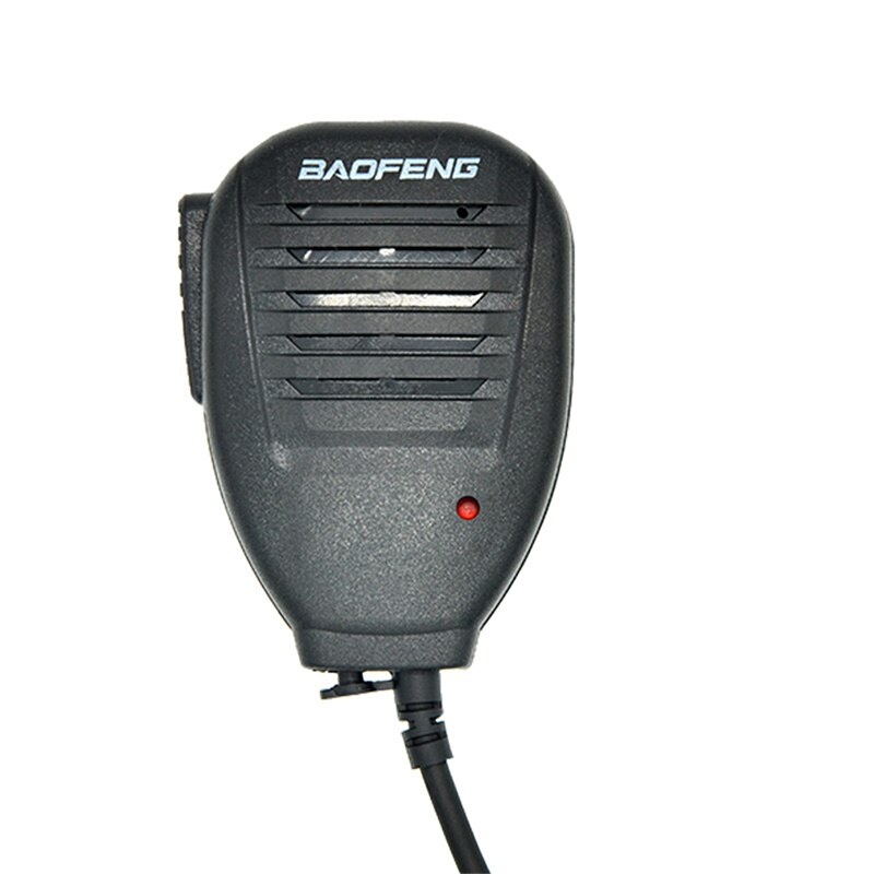 100% Original BaoFeng talkie-walkie 50km Microphone haut-parleur pour Baofeng UV-5R BF-888S Midland Radio Communication accessoires