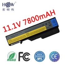 HSW batería de 7800 MAH para Lonovo L09C6Y02 L09L6Y02 L09M6Y02 L09N6Y02 L09S6Y02 L10C6Y02 L10M6F21 L10P6F21 L10P6Y22 LO9L6Y02 bateria