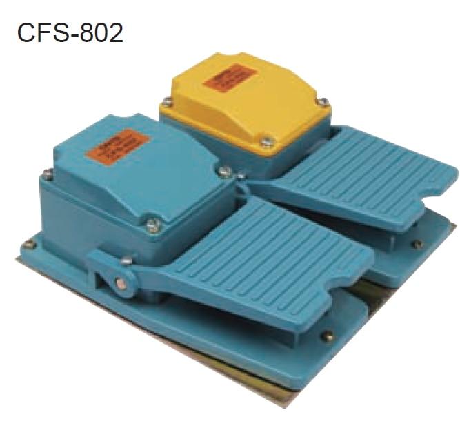 CFS-802 15A 250VAC القدم التبديل الطاقة دواسة FootSwitch