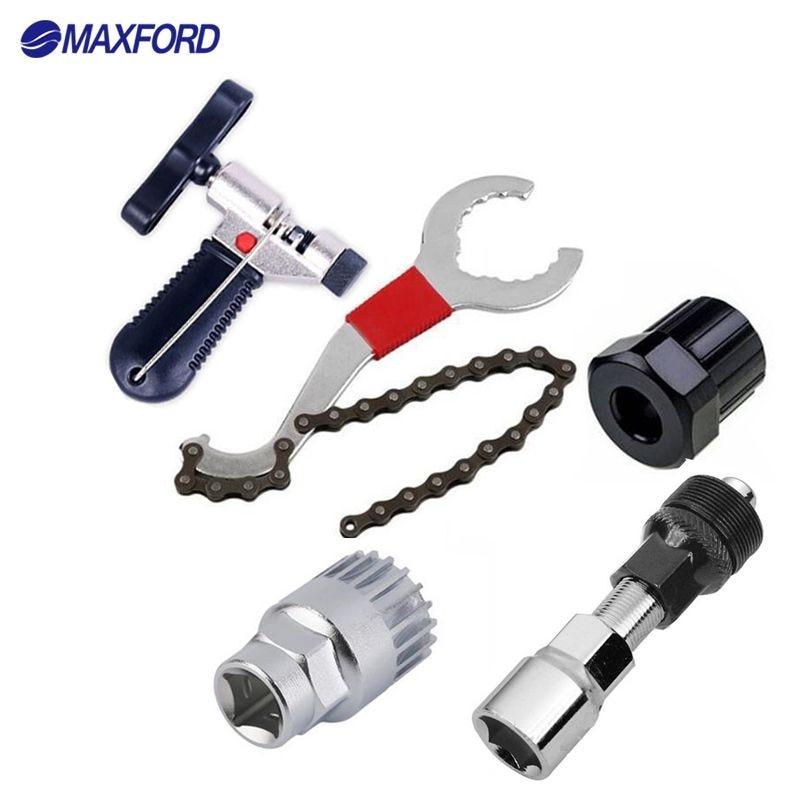 MAXFORD комплекты инструментов для ремонта горного велосипеда инструмент снятия