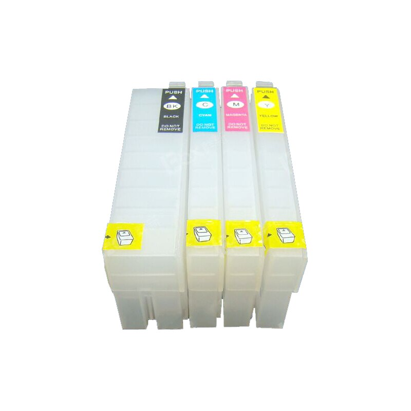 einkshop T3591 T3581 Refillable Ink Cartridge For Epson T35 T35XL WorkForce Pro WF-4770 WF-4720 WF 4725 Printer Without Chip