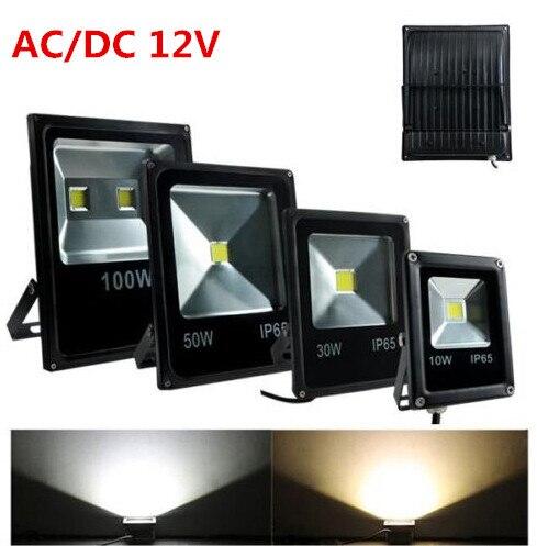 Наружное освещение 10 Вт 20 Вт 30 Вт 50 Вт Светодиодный прожектор Прожектор RGB прожектор лампа отражатель Refletor Foco внешний прожектор