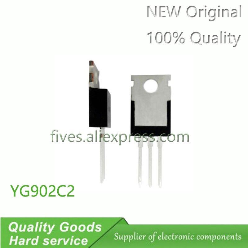 10 piezas diodo Schottky YG902C2 10A 200 V TO-220F accesorios de cristal...